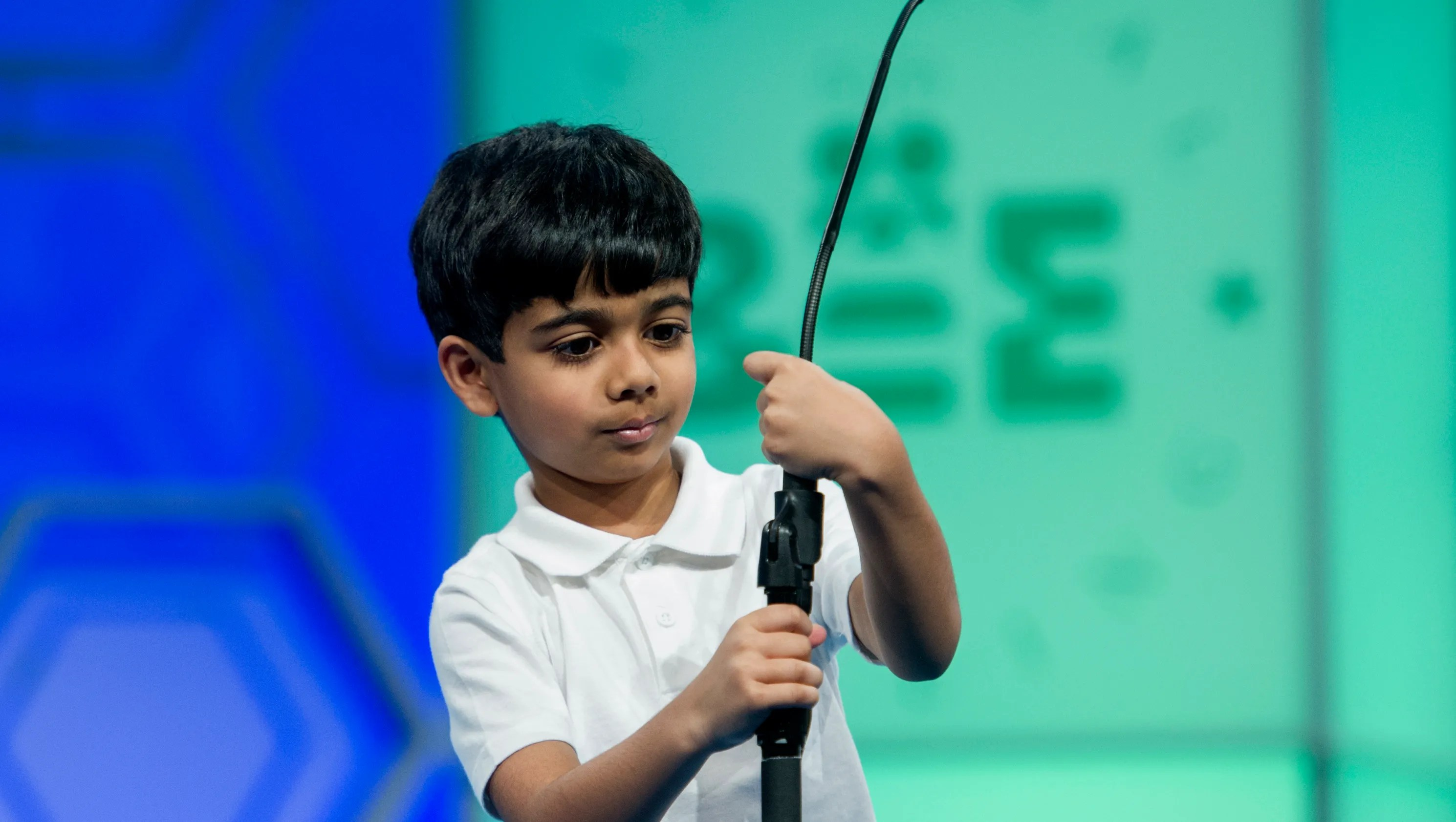 6 Year Old Texan Misspells Word Ending His Spelling Bee Competition