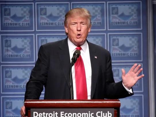 Free Press alum obtained Donald Trump's 2005 tax documents