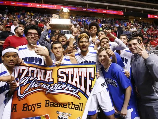 4A boys basketball state championship