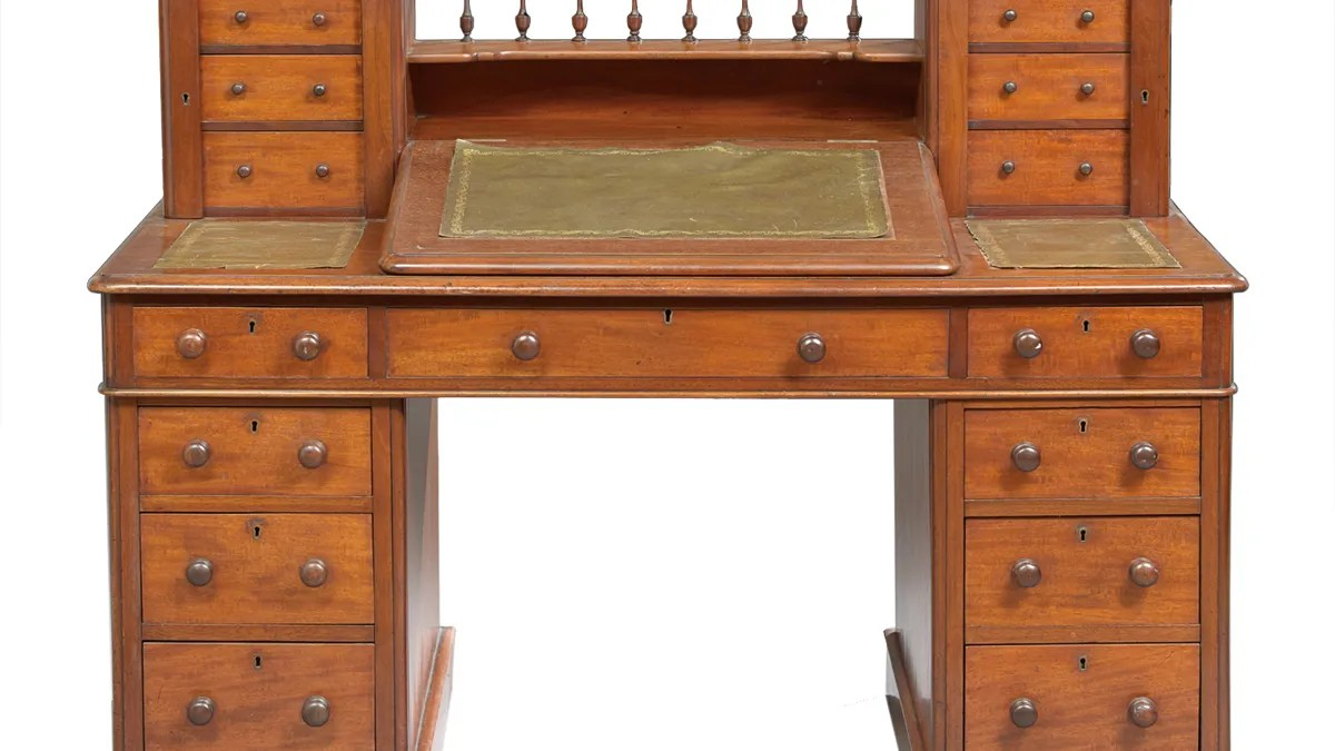 Antiques Technology Has Changed Furniture