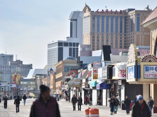 Atlantic City casinos have lost hundreds of millions in revenues and laid off thousands of workers since closing in mi-March.