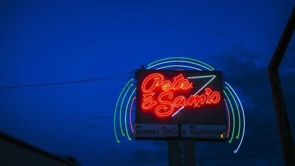 Memphis restaurant Pete & Sam's reopens, Restaurant Iris ...