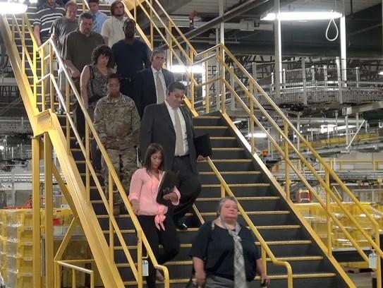 Amazon Warehouses New Jersey
