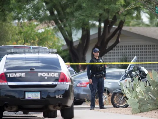 Tempe police officer-involved shooting
