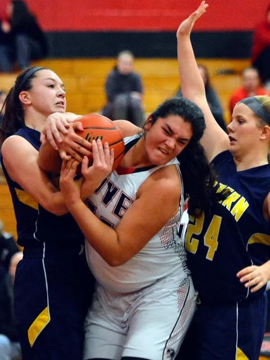 Eastern York vs Dover girls' basketball