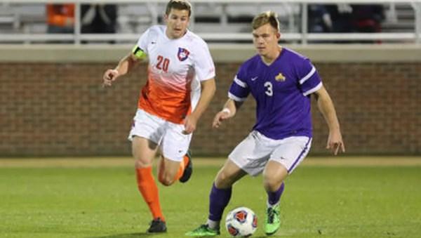 Clemson men's soccer advances to the Elite 8