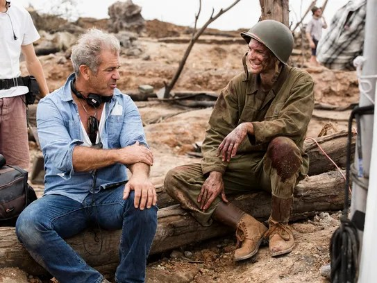 Image result for hacksaw ridge mel gibson