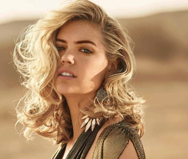 Supermodel Kate Upton Is Americas No  Beauty