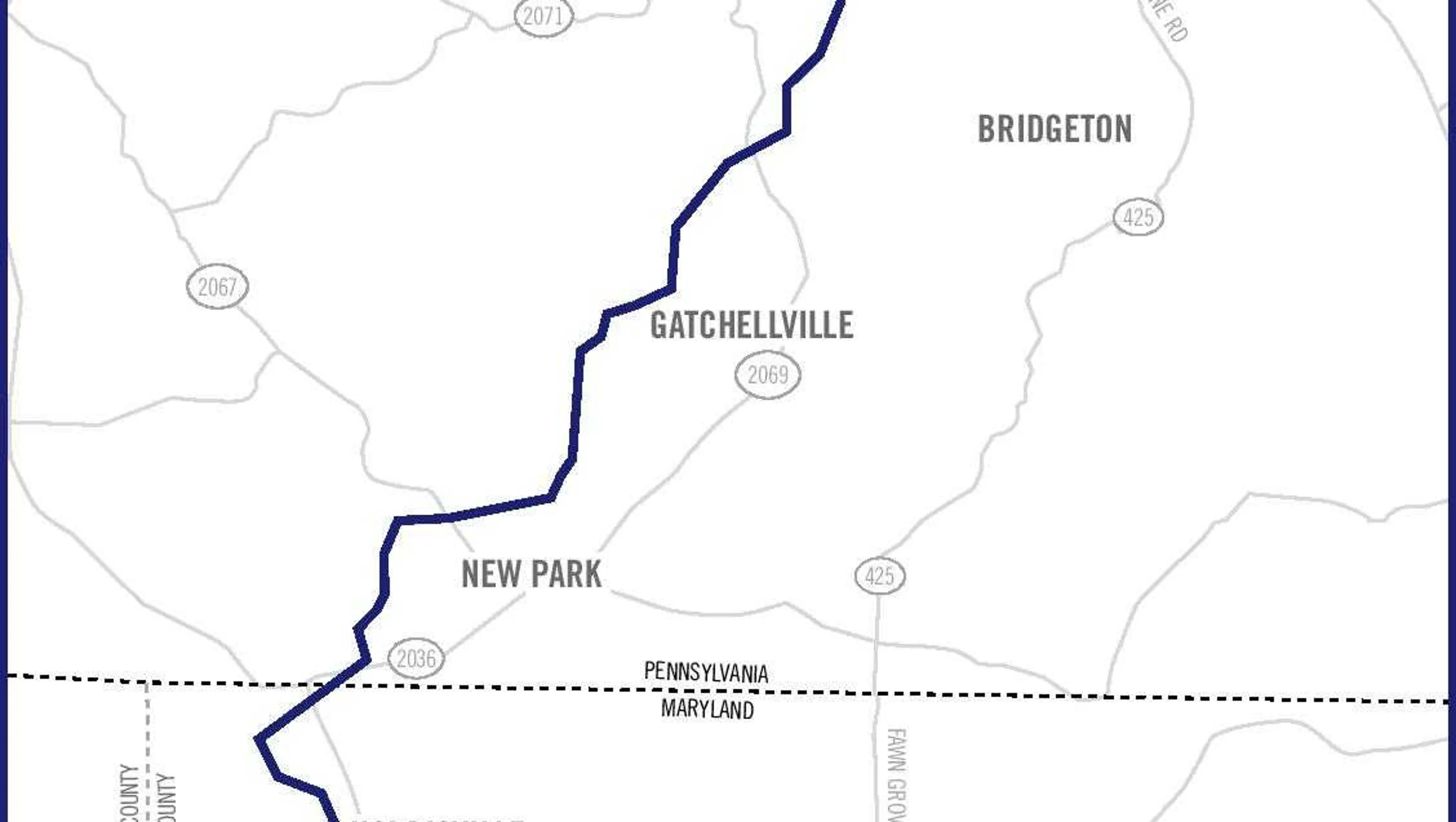 Transource Shows Plans For For 16 Mile Power Line Through