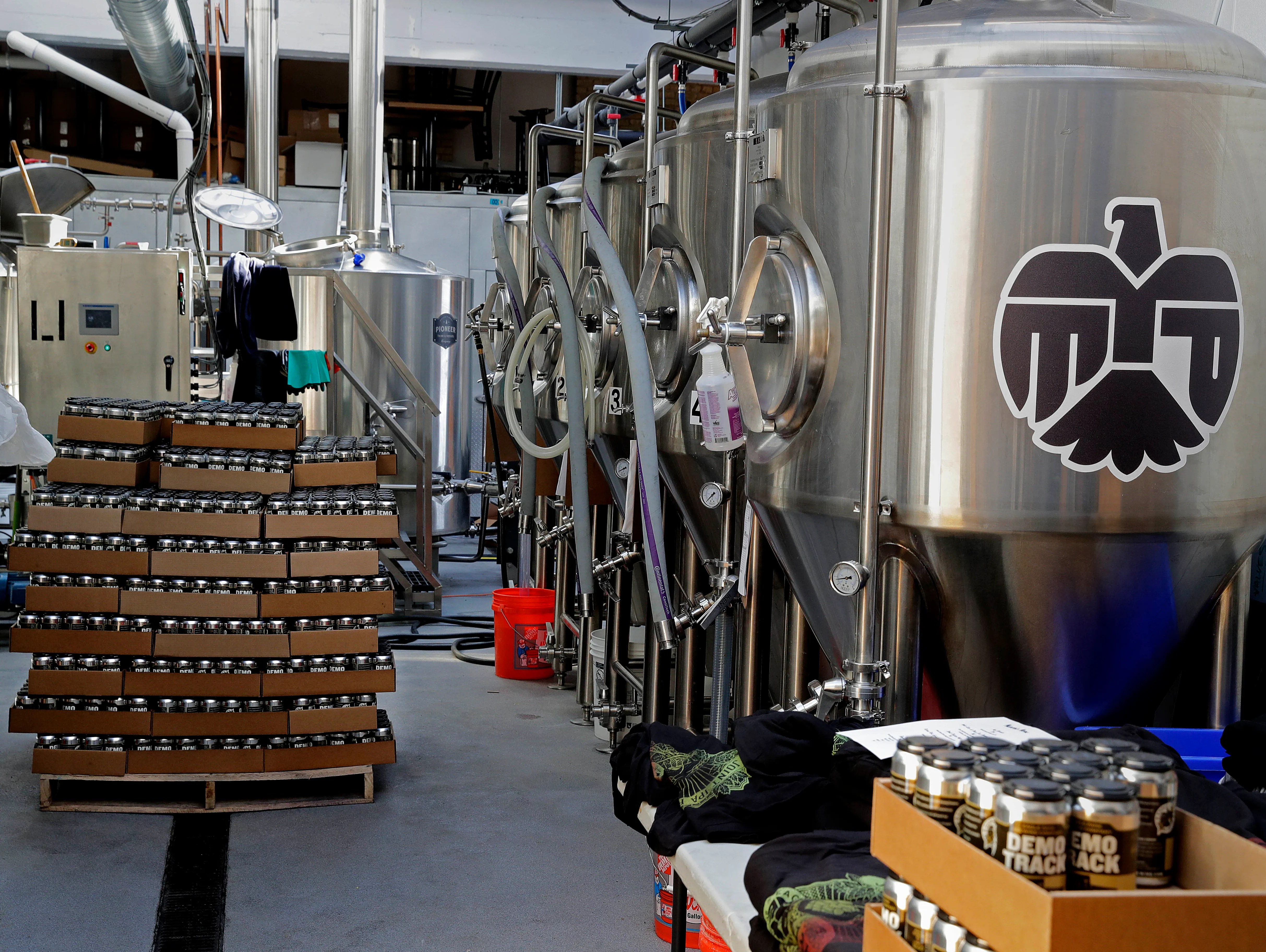 Eagle Park Brewing expansion in Muskego a part of owners