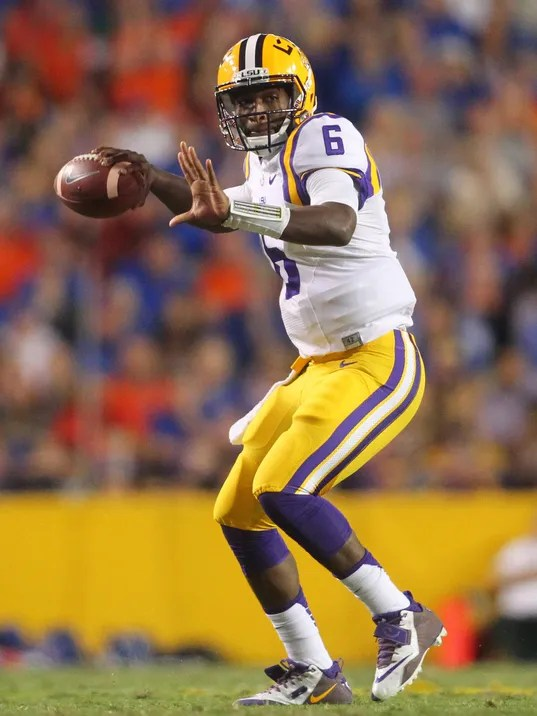 USP NCAA FOOTBALL: FLORIDA AT LOUISIANA STATE S FBC USA LA