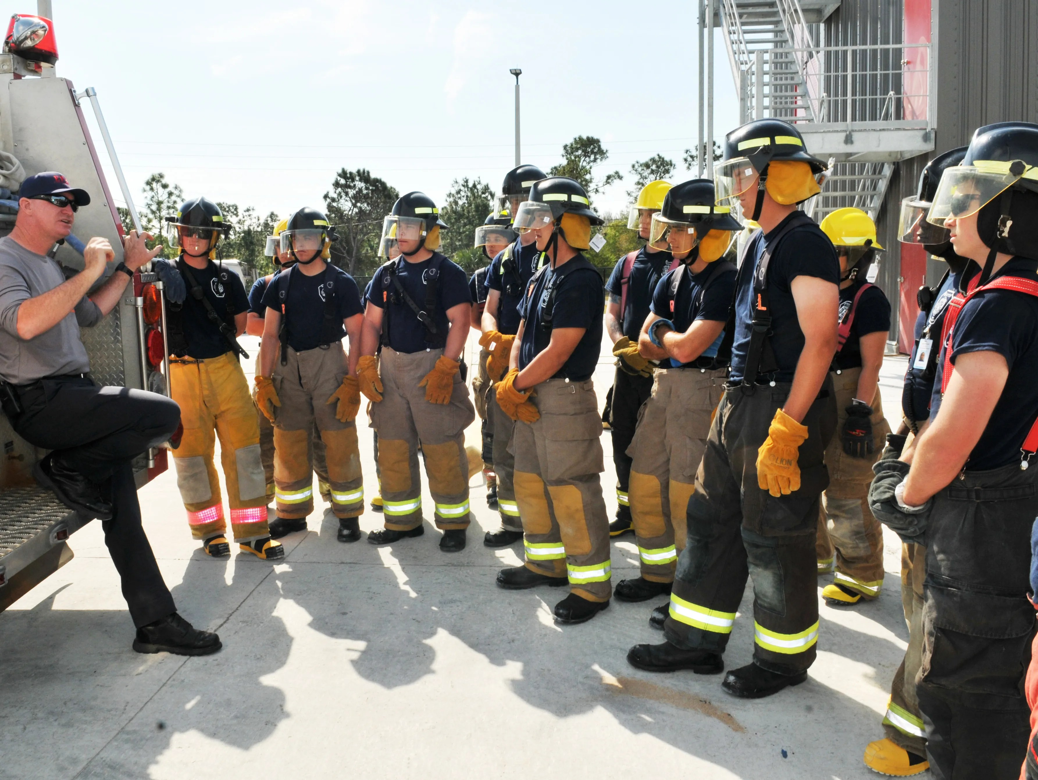 EFSC opens new, state-of-the-art fire training facility in ...