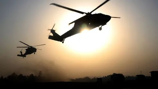 Army grounds crews after 3 deadly helicopter crashes kill 8