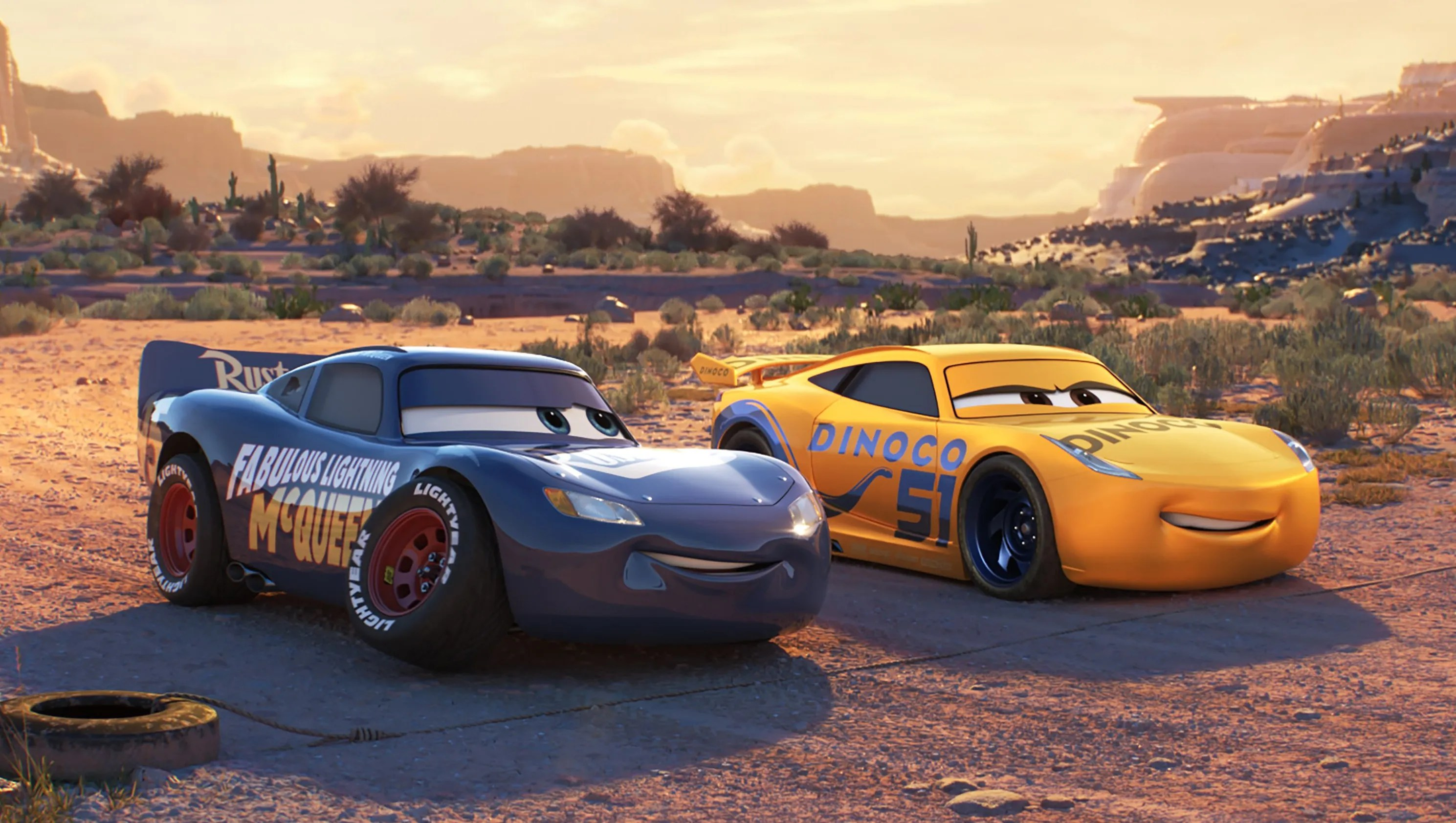 'Cars 3': Why Lightning McQueen got a new paint job (spoilers)