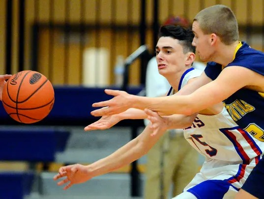 Greencastle vs Spring Grove boys' basketball