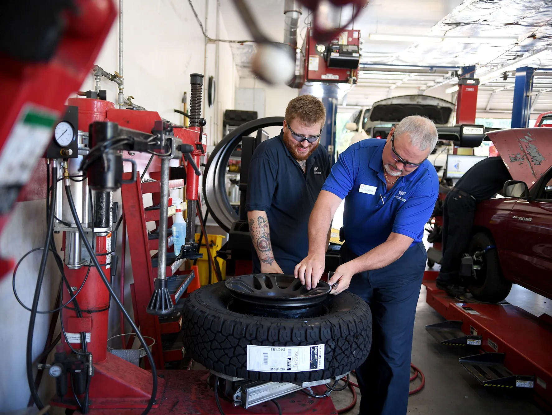 Dealers upset as Michelin moves into online sales