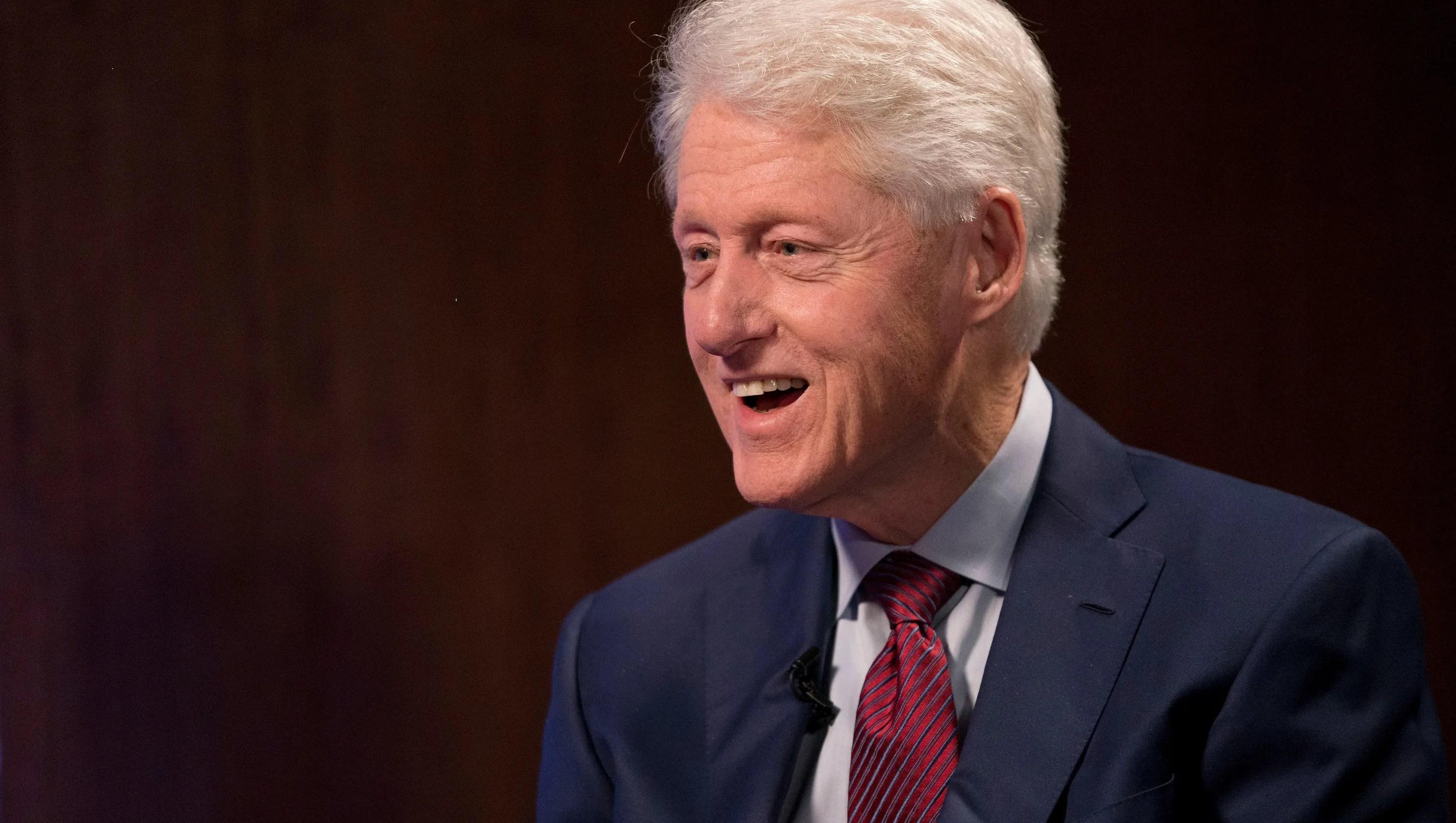 Bill Clinton Defends Al Franken I M Just An Old Fashioned Person