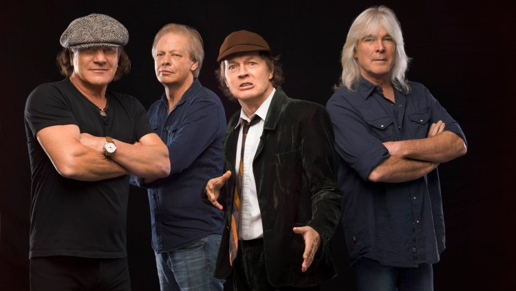 AC/DC keeps 'go-for-broke attitude' through troubles