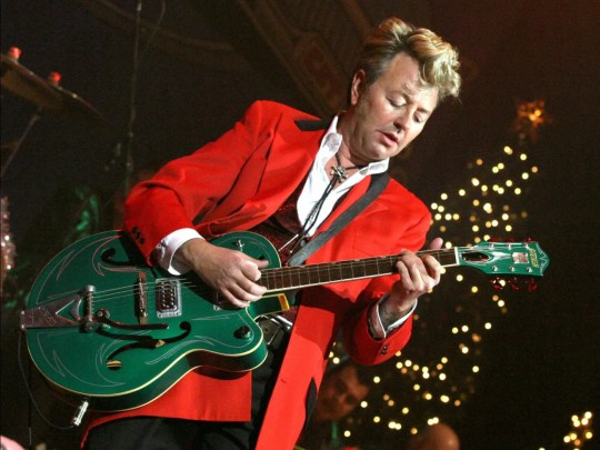 The Brian Setzer Orchestra returns to the Valley with their annual Christmas Rocks! Extravaganza.