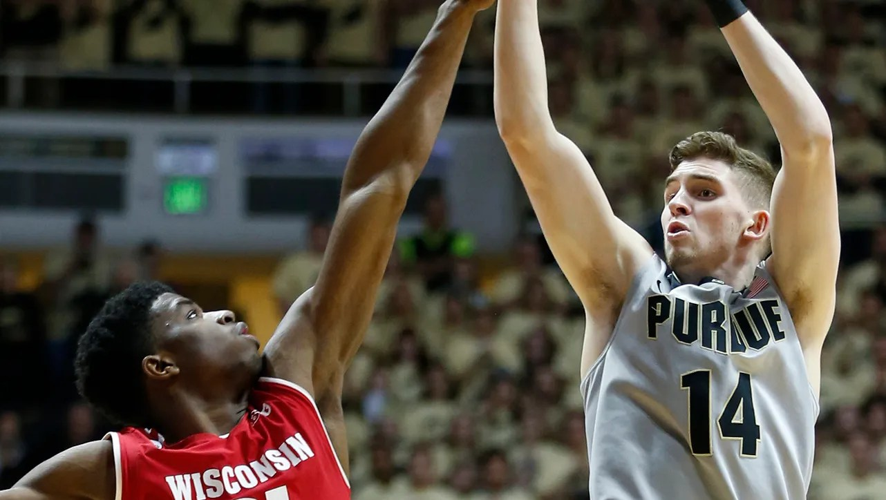 Purdue men's basketball pregame at Wisconsin