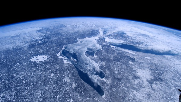 PHOTOS: Earth from the Space Station