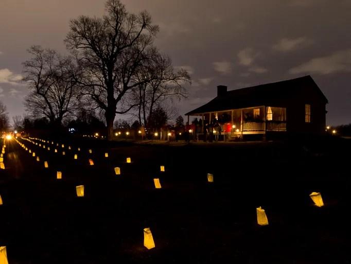 Zoo Lights Franklin Park