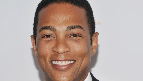 CNN's Lemon shows sign with N-word; Twitter responds