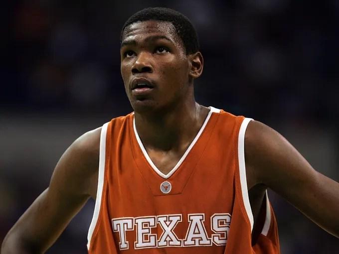 Kevin Durant, Texas 2006-2007