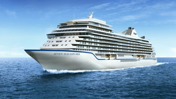 First look at the 'most luxurious cruise ship ever'