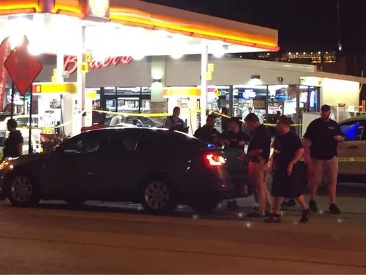 Man fatally shot