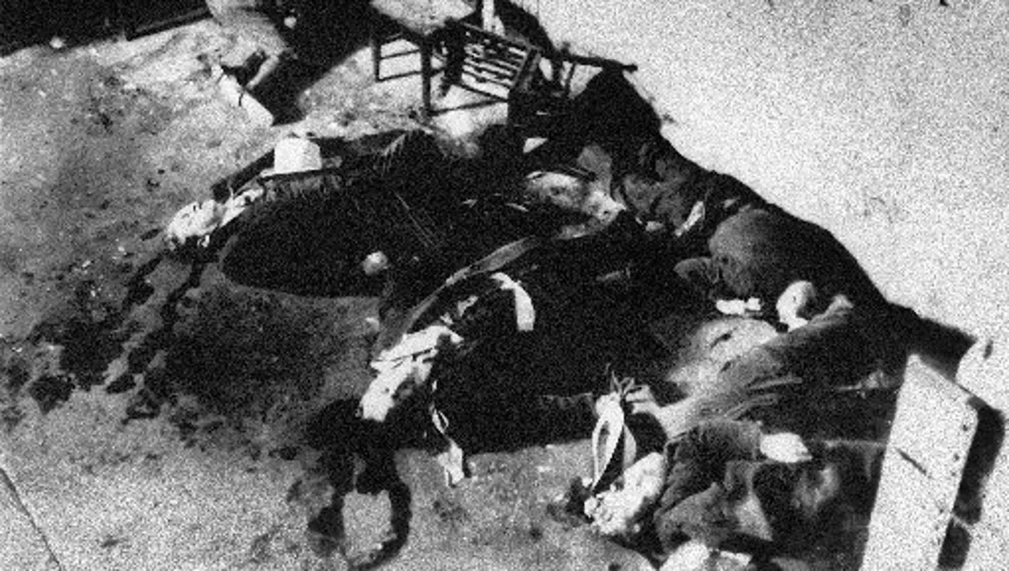 Autopsies Found From 1929 St Valentines Day Massacre