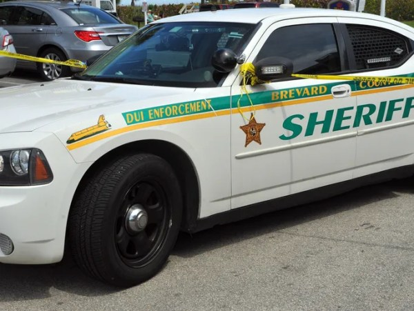Car chase ends in Cocoa Beach