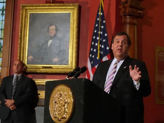 Christie mum on reports he's jockeying for RNC chair
