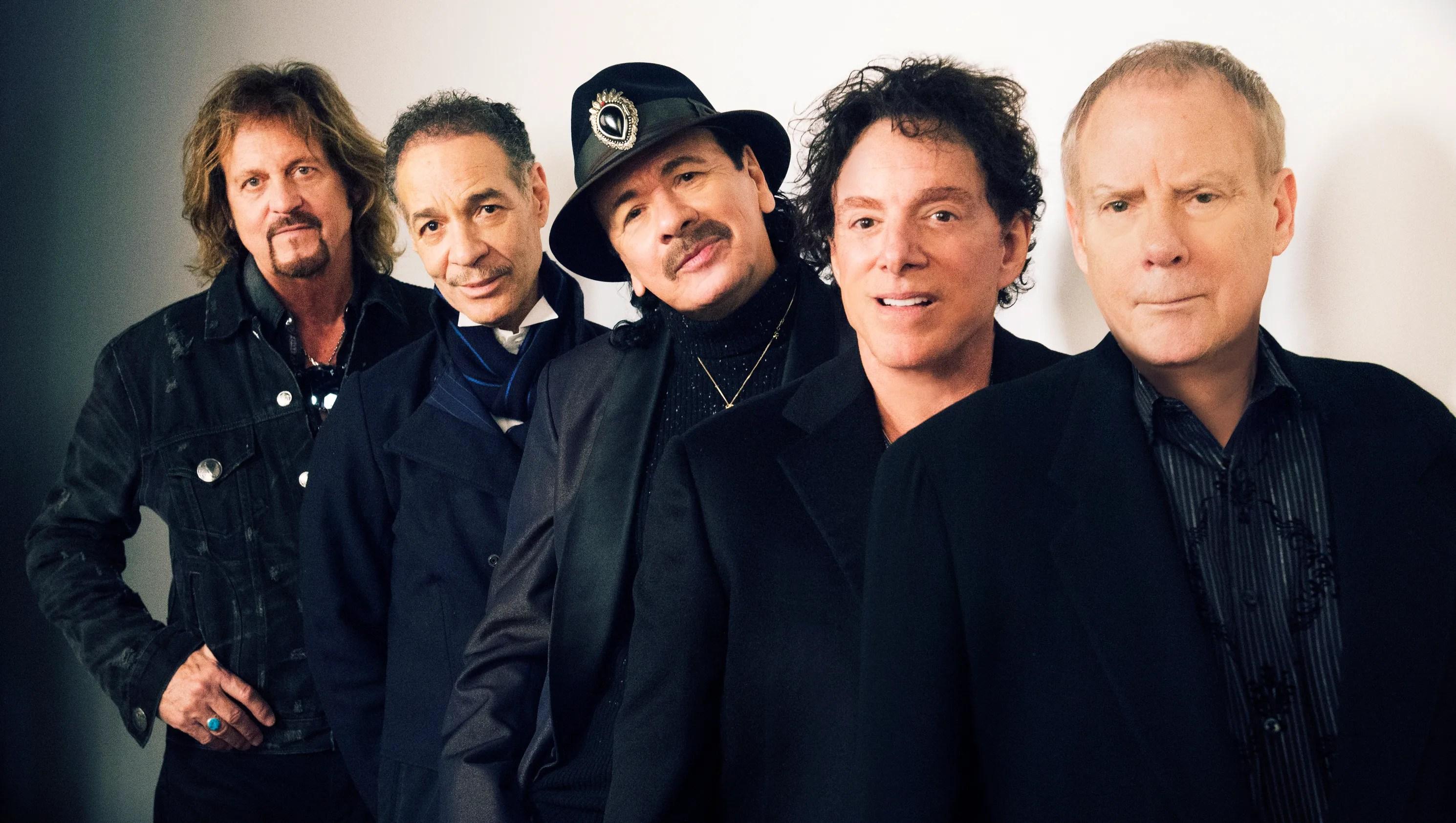 Original Santana Members Reunite For Second Chance