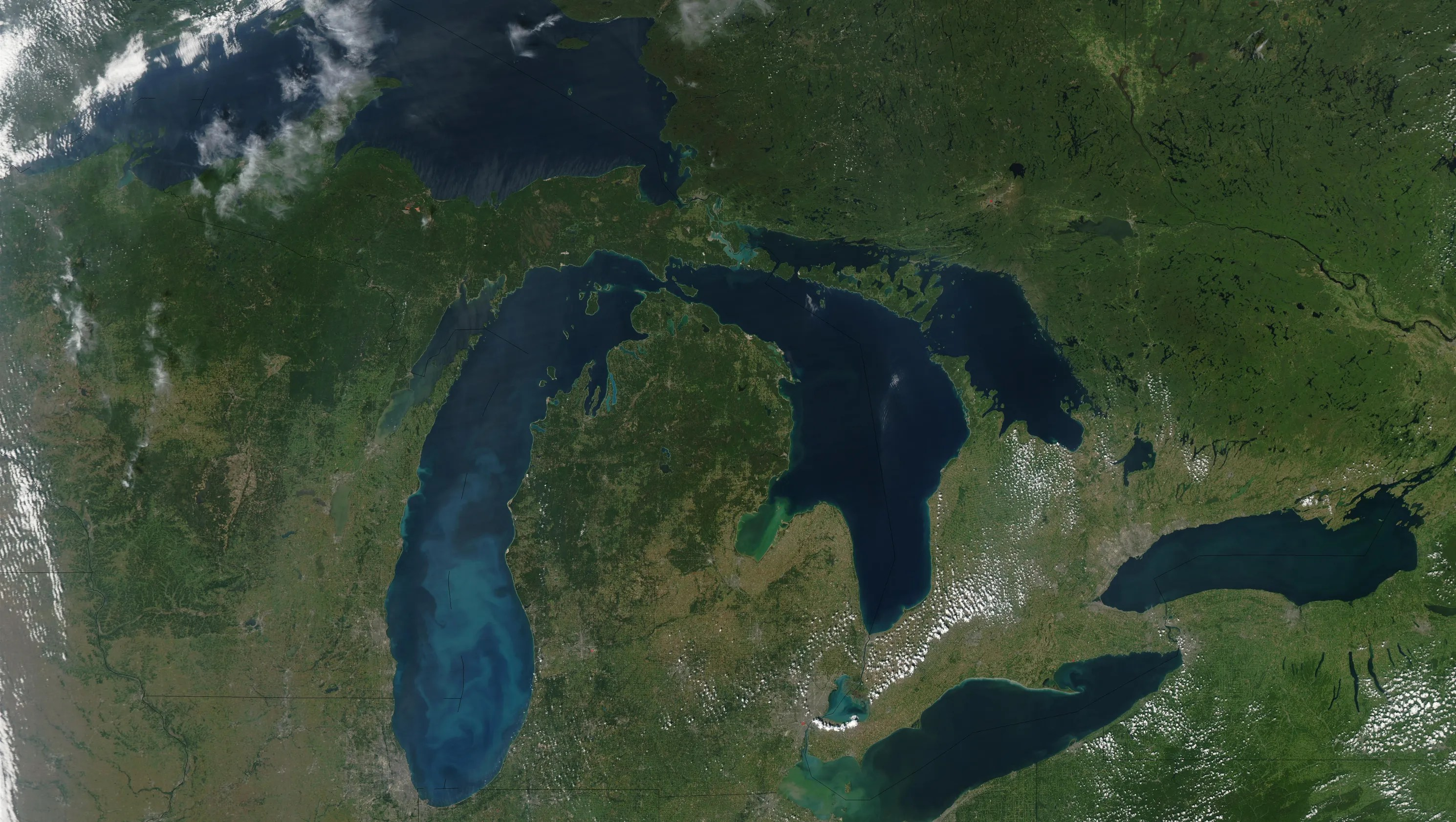 Dan Egan S Book Chronicles How Humans Messed Up Great Lakes