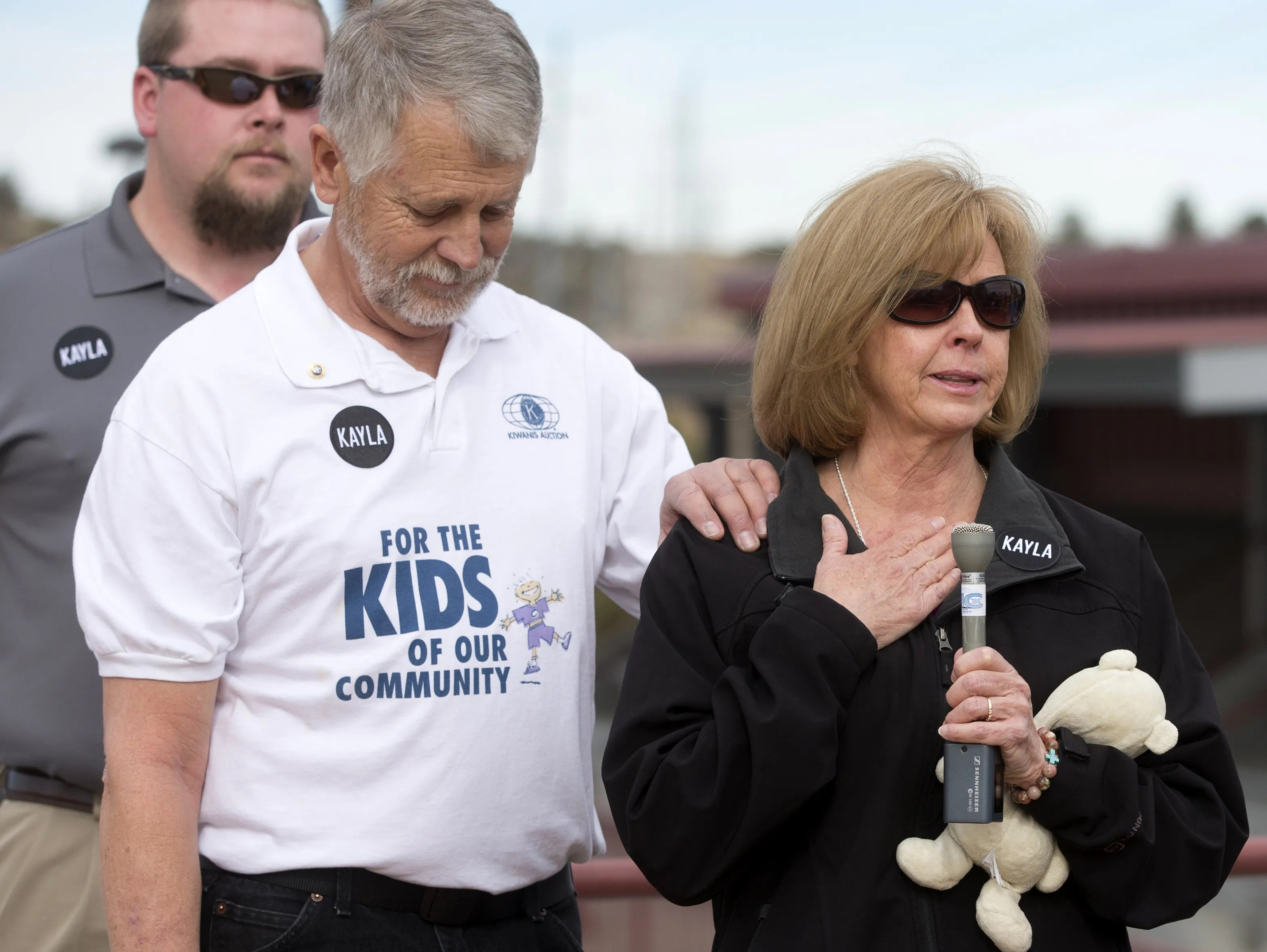 After agonizing search, Kayla Mueller's parents now look ...