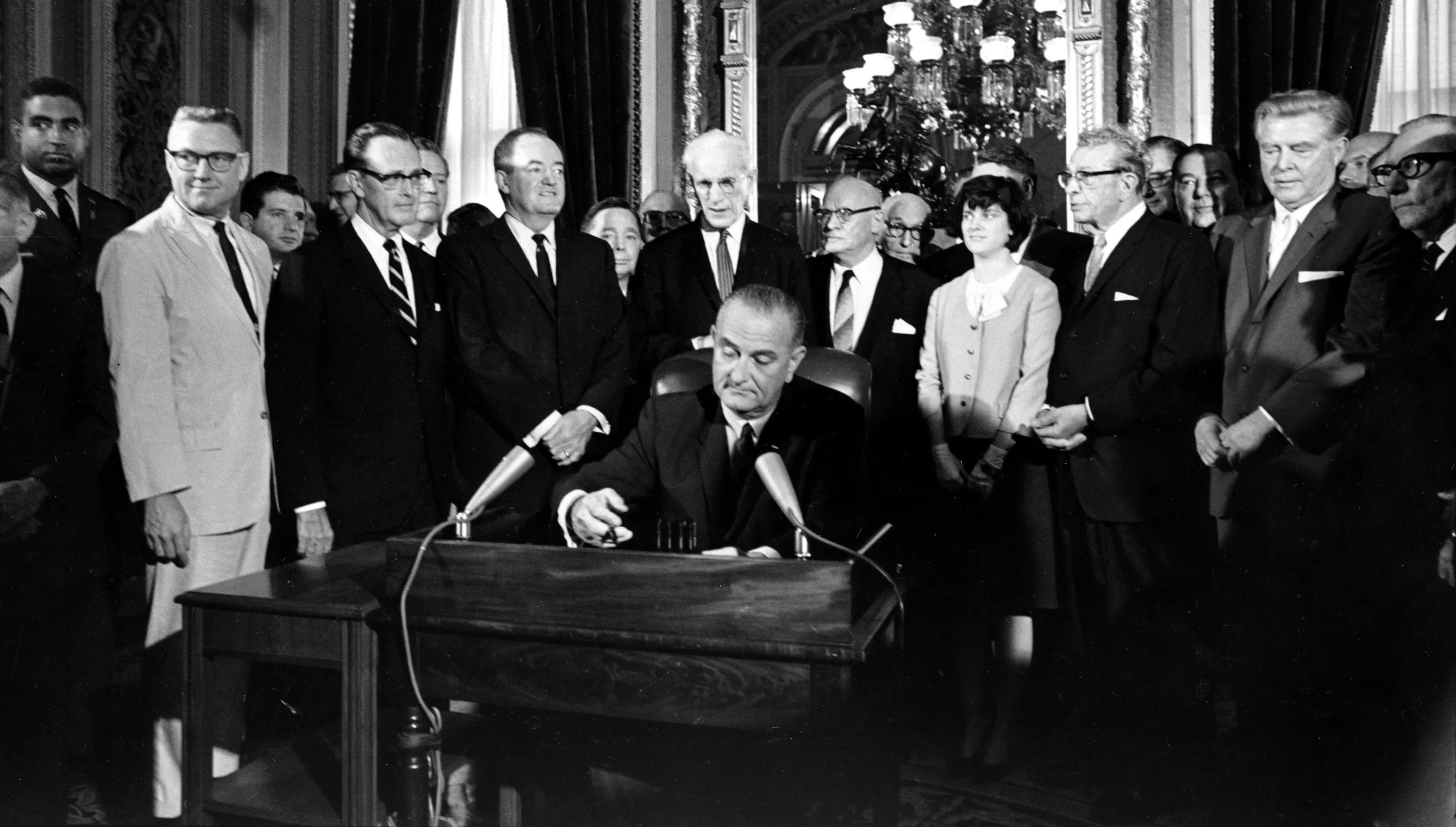 Voting Rights Act Of Left A Complicated Legacy