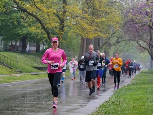 Baa Half Marathon Route