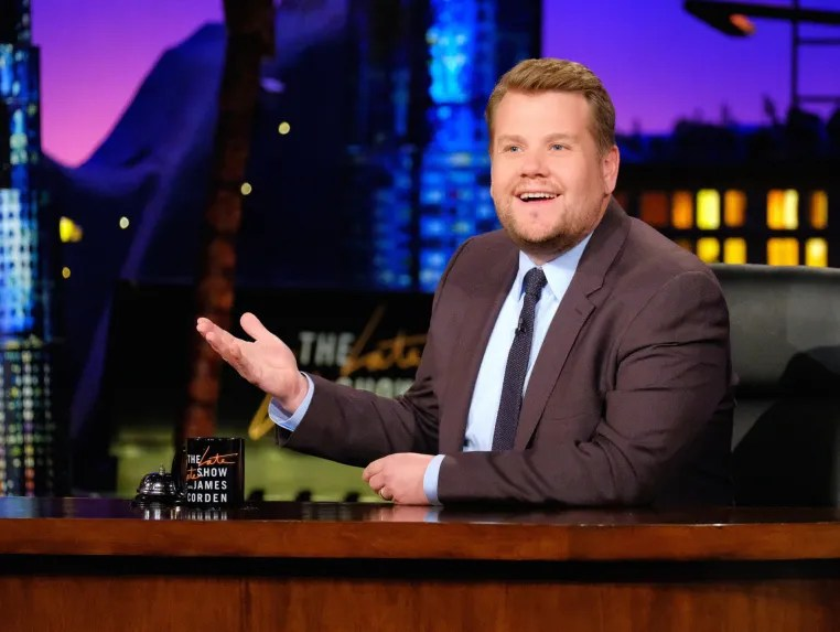James Corden heads to London for three episodes of 'Late ...