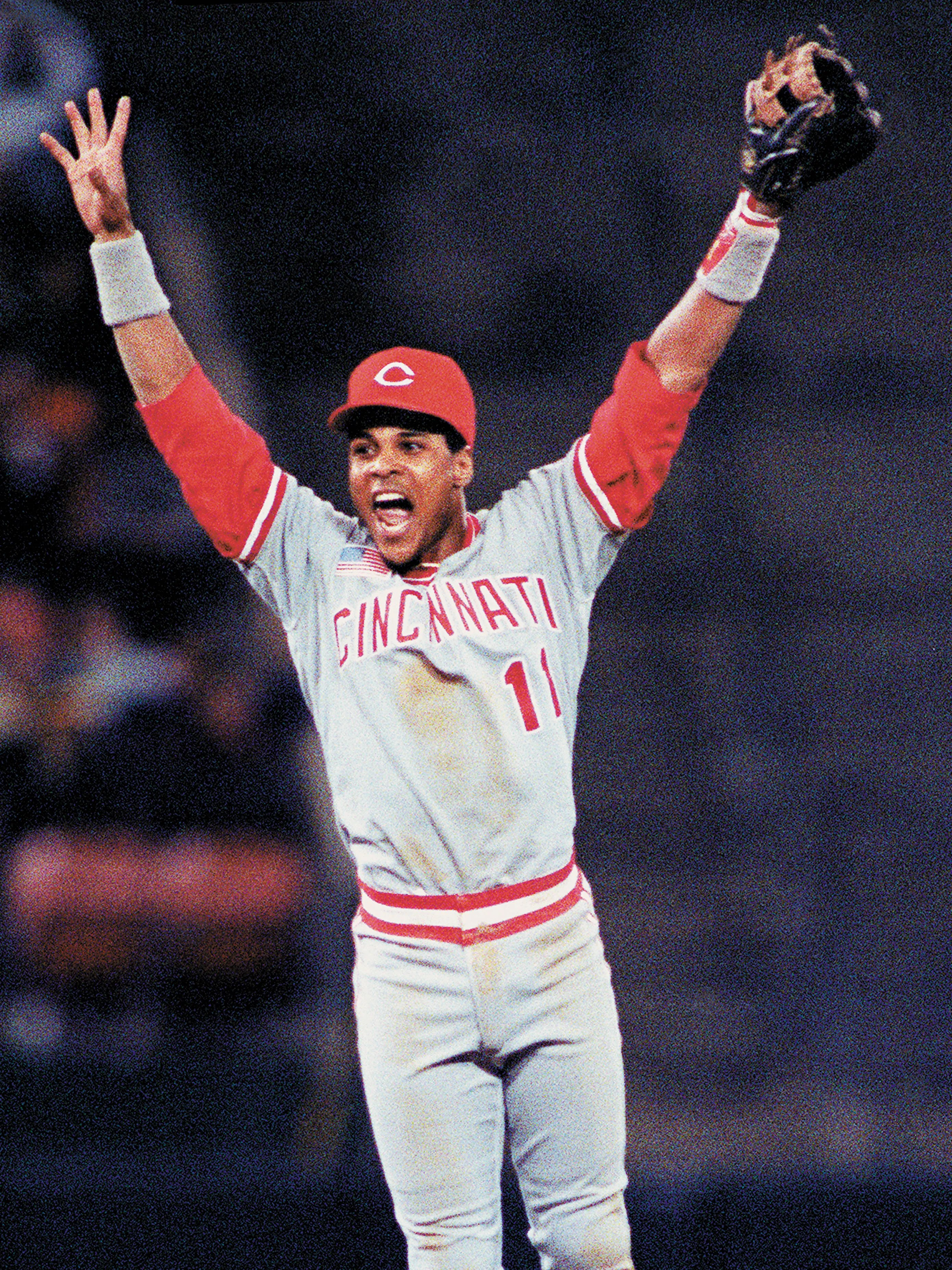 Day 100 Barry Larkin The Last Reds Captain