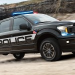 Ford Creates Pursuit Rated F 150 Police Pickup Truck