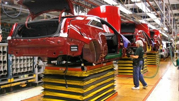 GM counts on North American for expected strong earnings