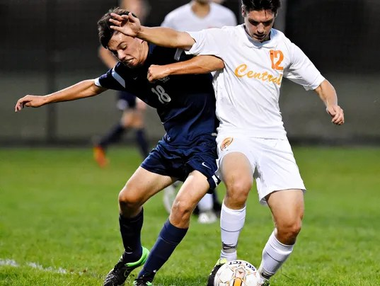 Dallastown vs Central York boys soccer