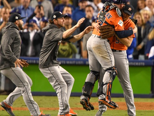 XXX MLB- WORLD SERIES-HOUSTON ASTROS AT LOS ANGELES DODGERS100.JPG S BBN LAD HOU USA CA