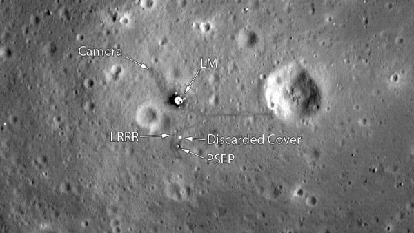 47 years after Apollo 11's moon landing, an ASU professor ...