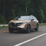 Nissan Ariya Debuts Nissan Reveals 40 000 Electric Suv
