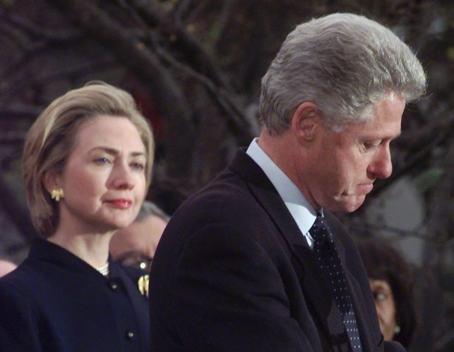 Hillary Clinton says 'gutsiest' personal thing she ever did was stay in her marriage