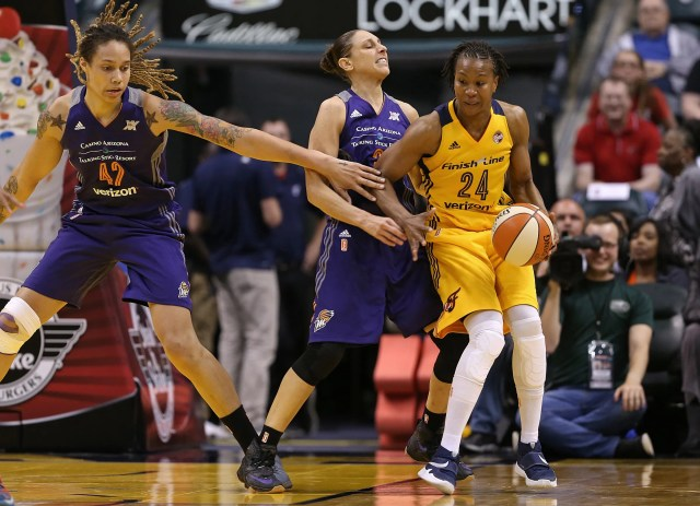 WNBA: Fever vs. Phoenix Mercury