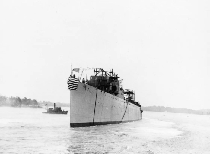 The fourth USS Detroit was moored at Pearl Harbor's Ford Island on Dec. 7, 1941, when the Imperial Japanese Navy executed its infamous attack. The Detroit floated between the USS Utah and the USS Raleigh. A pair of torpedoes struck the Utah, sinking it. Aboard the Detroit, crew members reported a torpedo passed by its own stern — missing by just 30 yards.
