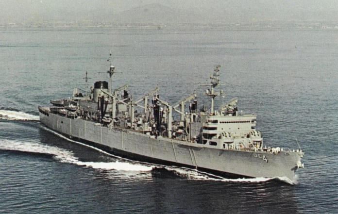 While not a direct combatant, the fifth USS Detroit served as a support ship in the Vietnam War.